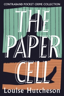 The Paper Cell, Hardback Book