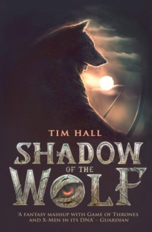 Shadow of the Wolf, Paperback Book