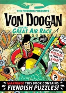 Von Doogan and the Great Air Race, Paperback Book