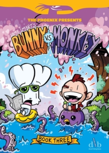 Bunny vs Monkey 3: The Stench, Paperback / softback Book