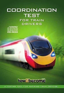 COORDINATION TEST FOR TRAIN DRIVERS, CD-Audio Book