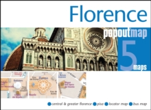 Florence Popout Map : Handy Pocket Size Pop Up City Map of Florence, Sheet map, folded Book