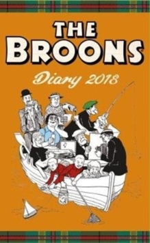 Broons Diary 2018, Diary Book