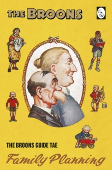 The Broons Guide Tae... Family Planning, Hardback Book