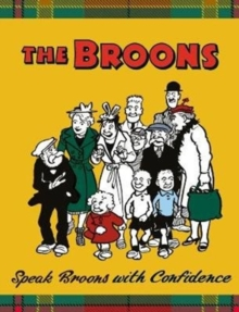 Speak Broons with Confidence, Hardback Book