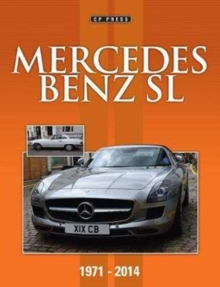 Mercedes Benz Sl 1971 to 2014, Paperback Book