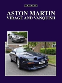 Aston Martin Virage and Vanquish, Paperback Book
