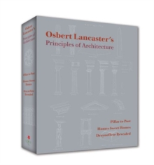 Osbert Lancaster's Cartoons, Columns and Curlicues : Including Pillar to Post, Homes Sweet Homes and Drayneflete Revealed, Hardback Book