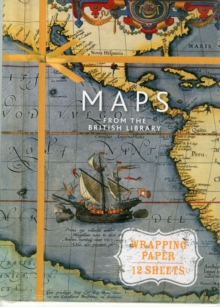 Maps : from the British Library, Other book format Book