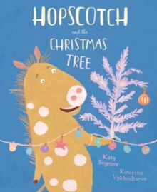 Hopscotch and the Christmas Tree, Paperback Book