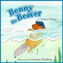 Benny the Beaver, Paperback Book
