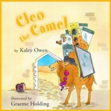 Cleo the Camel, Paperback Book