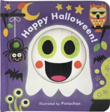 Little Faces: Happy Halloween!, Board book Book