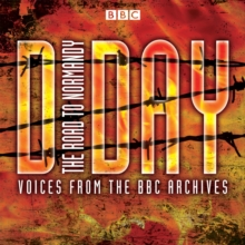 D-Day: the Road to Normandy, CD-Audio Book