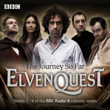 Elvenquest: The Journey So Far: Series 1,2,3 and 4, CD-Audio Book
