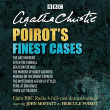 Poirot's Finest Cases : Eight full-cast BBC radio dramatisations, eAudiobook MP3 eaudioBook