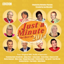 Just a Minute: The Best of 2014 : Four Episodes of the BBC Radio 4 Comedy Panel Game, CD-Audio Book
