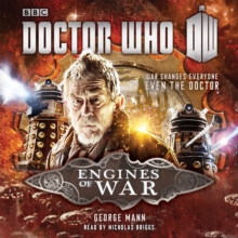 Doctor Who: Engines of War : A War Doctor Novel, CD-Audio Book
