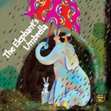 The Elephant's Umbrella, Hardback Book