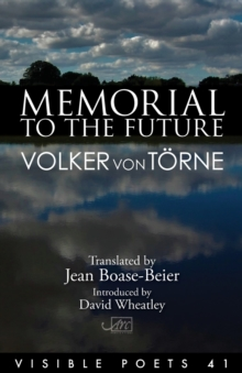 Memorial to the Future, Paperback Book