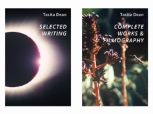 Tacita Dean : Writing and Filmography, Paperback / softback Book
