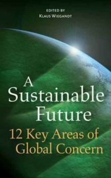 A Sustainable Future : 12 Key Areas of Global Concern, Paperback / softback Book