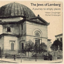 The Jews of Lemberg : A Journey to Empty Places, Paperback Book