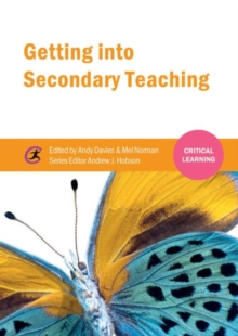 Getting into Secondary Teaching, Paperback Book