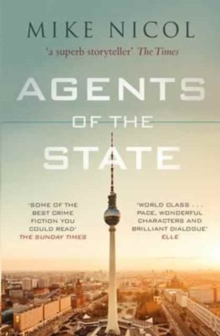 Agents of the State, Paperback Book