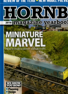 Hornby Magazine Yearbook No 8 : No. 8, Hardback Book