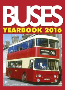 Buses Yearbook : Volume 2, Hardback Book