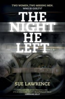 The Night He Left, Paperback Book
