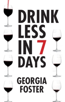 Drink Less in Seven days, Paperback Book