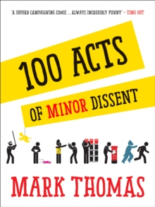 100 Acts of Minor Dissent, Paperback Book