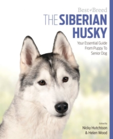 Siberian Husky Best of Breed, Paperback Book