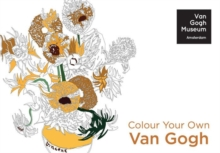 Colour Your Own Van Gogh, Paperback / softback Book
