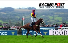Racing Post Desk Calendar 2019, Paperback / softback Book