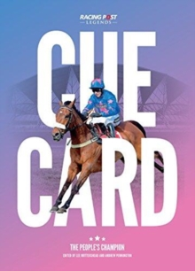 Cue Card : A tribute to a special horse, Hardback Book