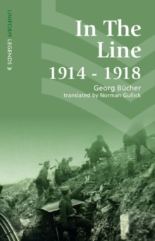 In the Line 1914-1918, Paperback / softback Book