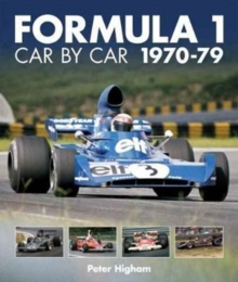 Formula 1: Car by Car 1970-79, Hardback Book