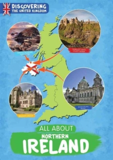All About Northern Ireland, Hardback Book