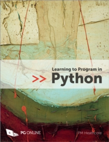 Learning to Program in Python, Paperback Book