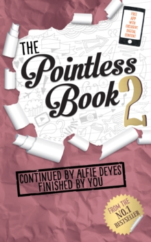 The Pointless Book 2, Paperback Book
