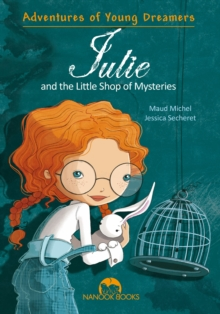 Julie and the Little Shop of Mysteries, Paperback Book