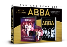 Music Legends ABBA, Mixed media product Book