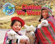 The Clothes We Wear, Hardback Book