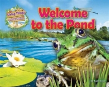 Welcome to the Pond, Paperback / softback Book