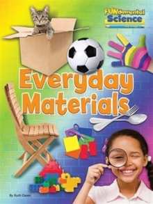 Fundamental Science Key Stage 1: Everyday Materials, Paperback / softback Book