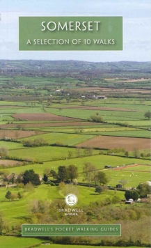 Bradwell's Pocket Walking Guide Somerset, Paperback Book
