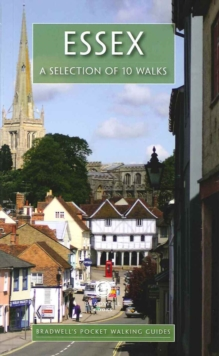 Bradwell's Pocket Walking Guides Essex, Paperback Book